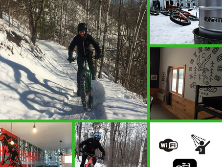REI recognizes Cuyuna as top winter biking destination