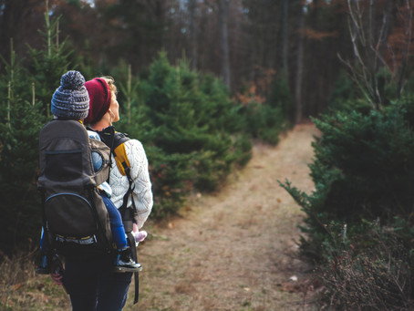 Make a plan to camp with the kids