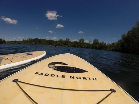 Paddling Cuyuna Is A Summer Must Do