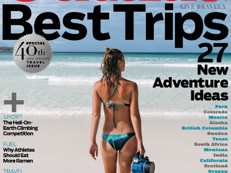 True North Basecamp in Crosby, MN Hits Outside Magazine's Top Destination 2017 List
