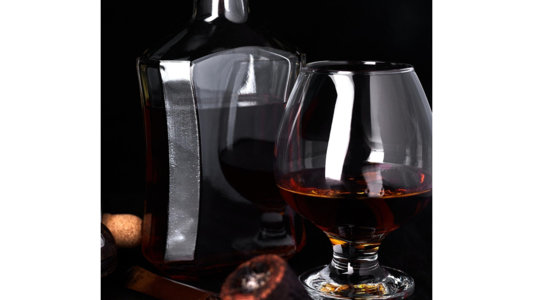 Smooth Bourbon Coffee 8oz