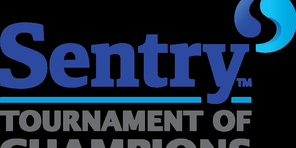 PGA Tour Stop: Sentry Tournament of Champions