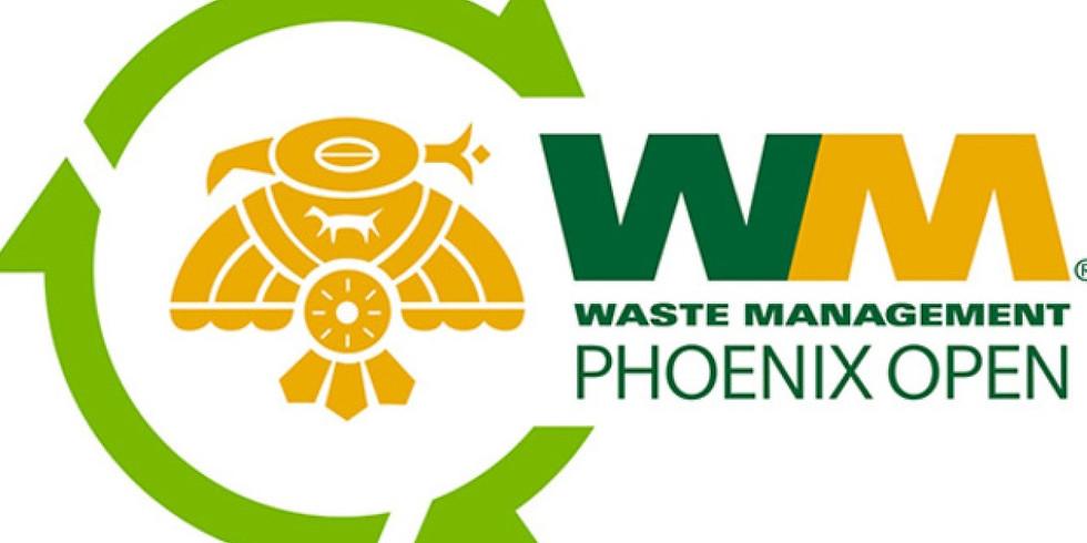 PGA Tour Stop: Waste Management Phoenix Open