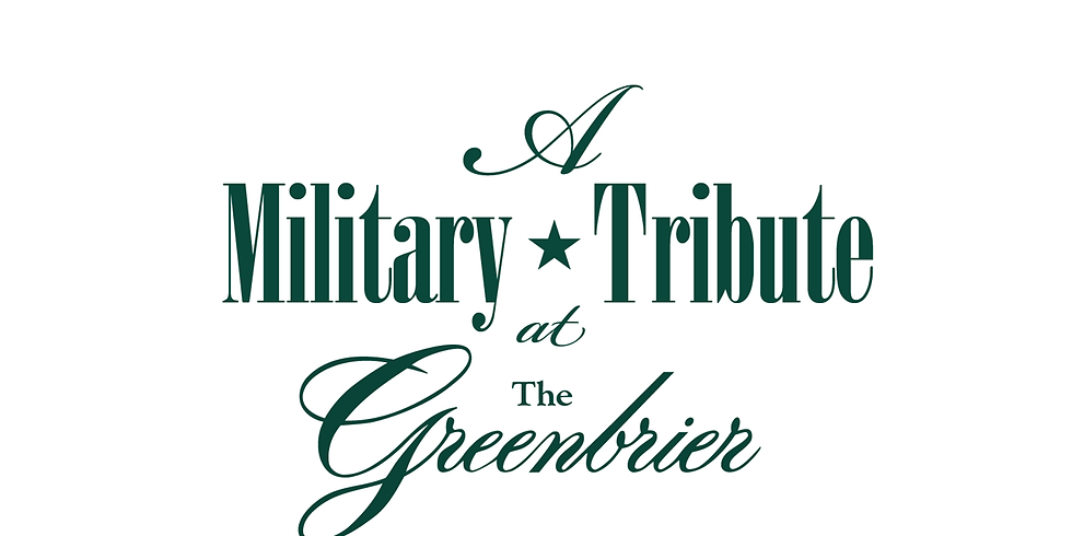 PGA Tour Stop: A Military Tribute at The Greenbrier