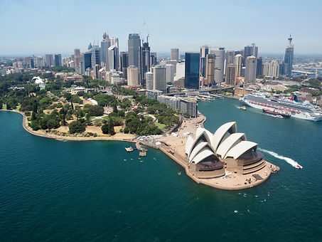 view-of-sydney-opera-house-from-the-air-