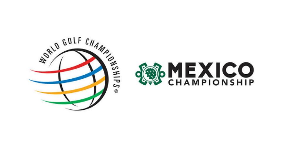 World Golf Championships- Mexico Championship