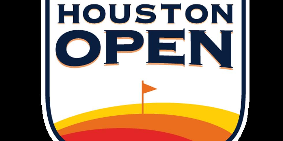 PGA Tour Stop: Houston Open at Memorial Park Golf Course