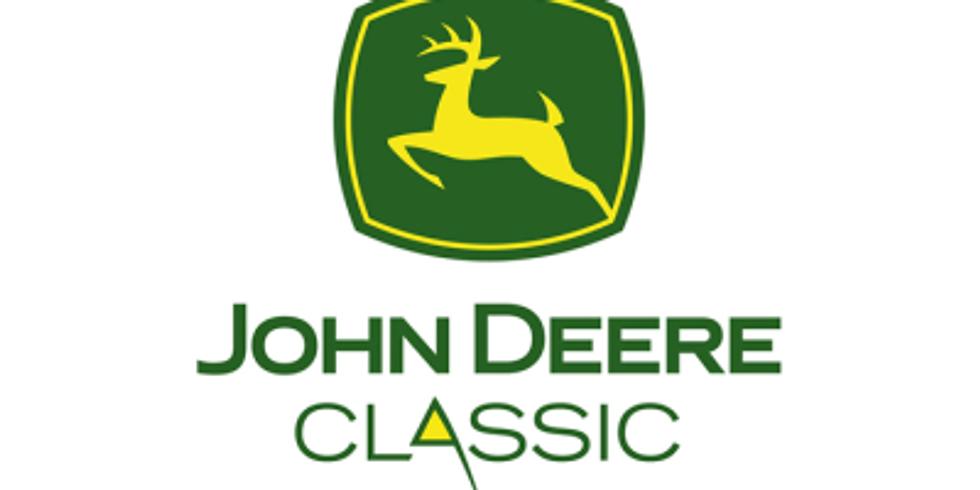PGA Tour Stop: John Deere Classic