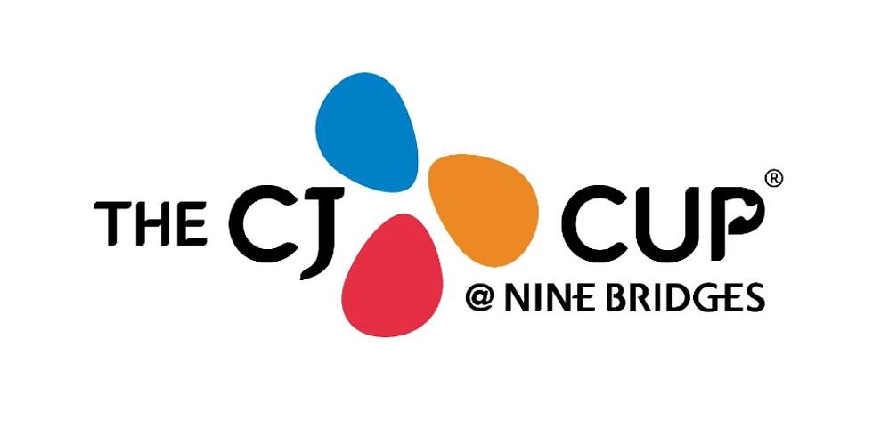 PGA Tour Stop: The CJ Cup