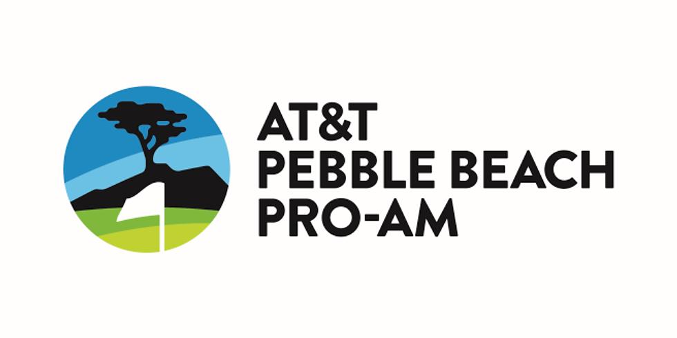 PGA Tour Stop: AT&T Pebble Beach Pro-Am