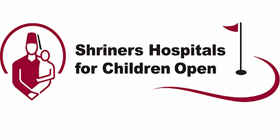 PGA Tour Stop: Shriners Hospitals for Children Open