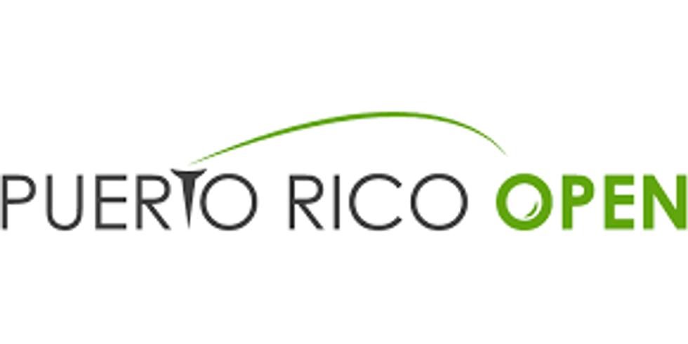 PGA Tour Stop: Puerto Rico Open
