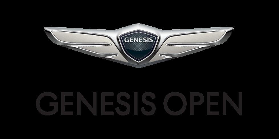 PGA Tour Stop: The Genesis Invitational