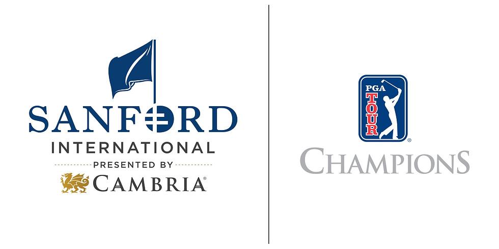 PGA Tour Champions: Sanford International at Minnehaha Country Club