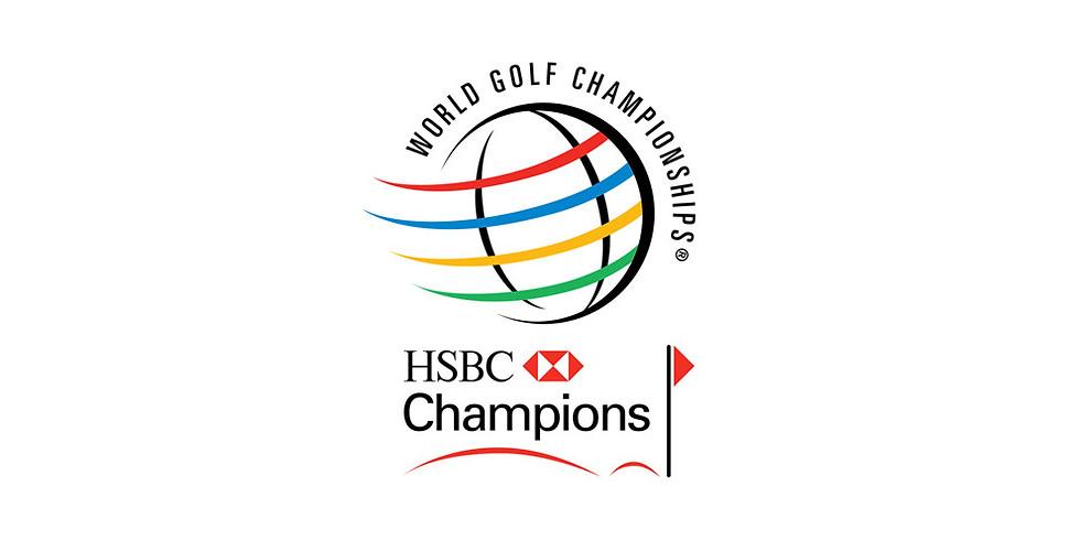 WGC Stop: HSBC Champions at Sheshan International GC