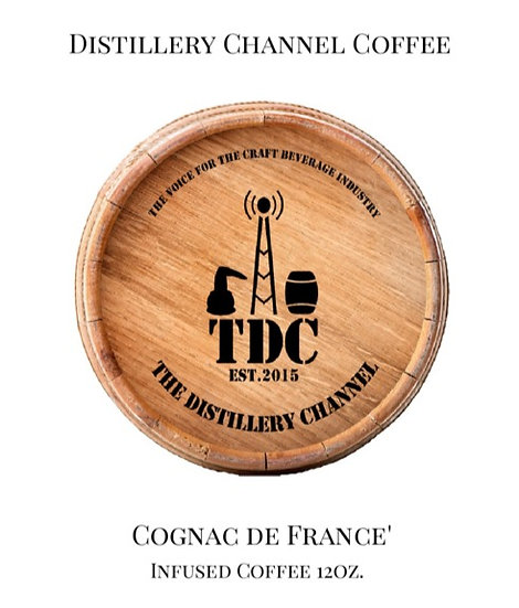Cognac de France' 12oz. 11/20