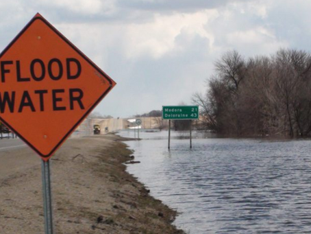 Winnipeg Flood Bulletin #1
