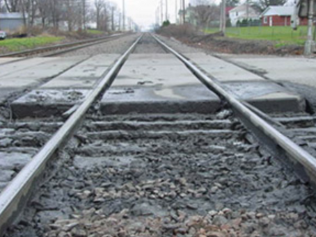 Stretch of St. James Street to Temporarily Close for Rail Crossing Repairs