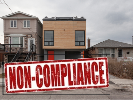Klein Introduces Larger Fines for Non-Compliance in Home Construction