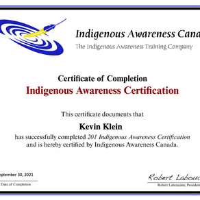 What I Did on this National Day for Truth & Reconciliation