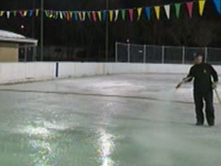 Roblin Park Outdoor Ice Opening Details