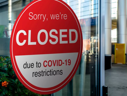 New COVID Restrictions for Manitoba