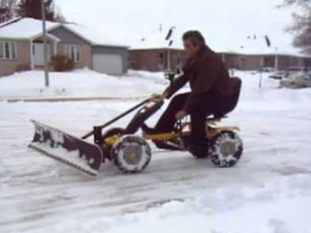 Winnipeg Snow Clearing 2021