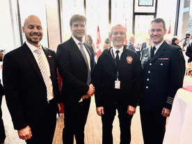 Us Consulate, Fire Chief, 17 WIng Comman