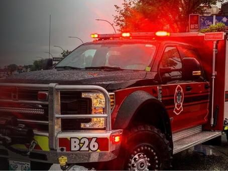 Two Early Morning Fires in Winnipeg