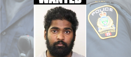 Wanted by Winnipeg Police