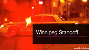 Winnipeg Standoff Ends With Three in Custody
