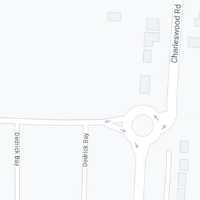 Traffic Note for Charleswood Road & Couture