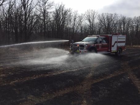 Charleswood Grass & Bush Fire