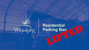 Residential Parking Ban Lifted