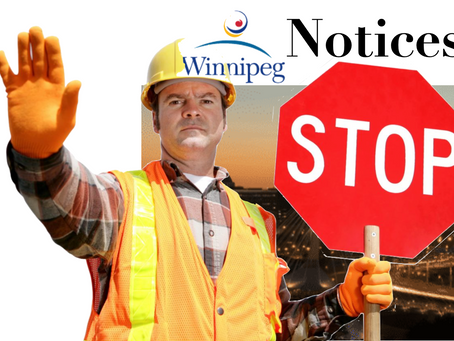 ARE YOU IMPACTED BY RECENT PUBLIC NOTICEs?
