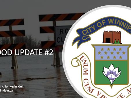 Winnipeg Flood Update April 6