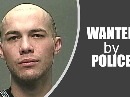 Police Warn He May Be Armed & Dangerous