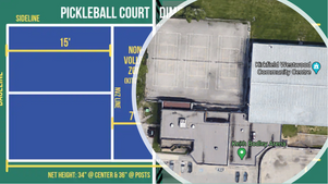 Pickleball Courts Coming to K-W Community Centre