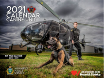 A K-9 Christmas for Heart & Stroke