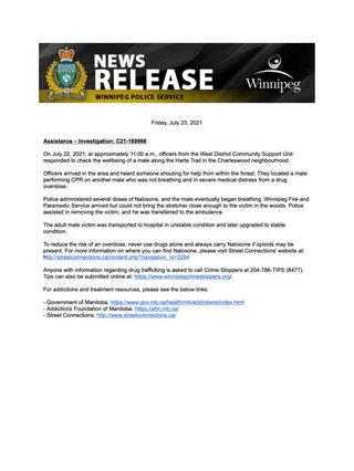 Charleswood Police July 23.jpg