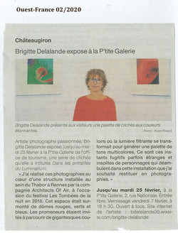 Exposition Chateaugiron 2020
