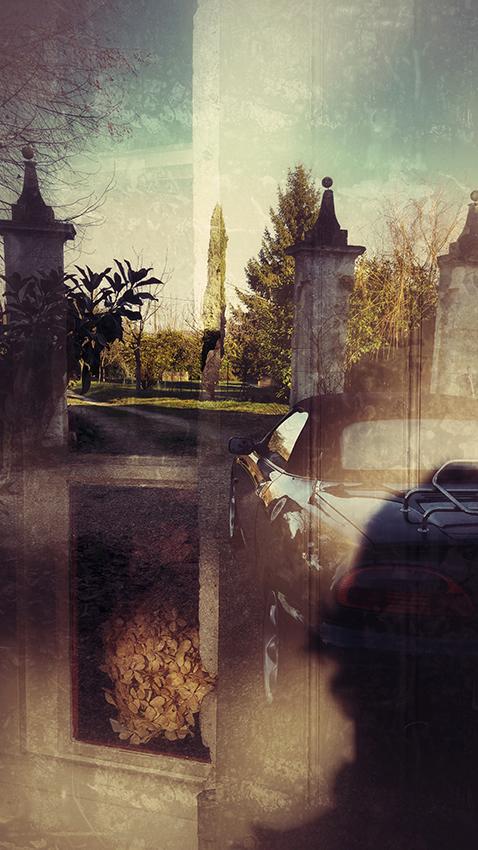 Série Improbables Paysages #6