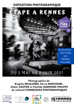 Exposition métro Rennes