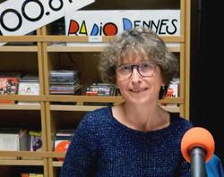 Invitée Radio Rennes