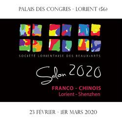 Salon des Beaux Arts de Lorient 2020