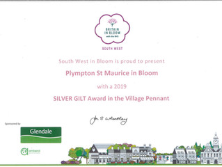Success at Britain in Bloom