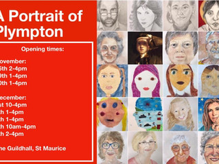 Portrait of Plympton Exhibition