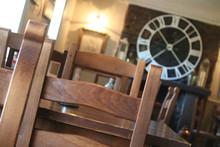 George inn dining