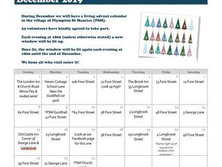 Living Advent Calendar