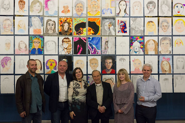 Organisers Of Portrait of Plympton